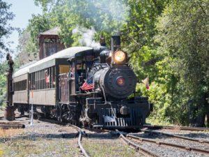Excursion Train Rides Railtown 1897 State Park